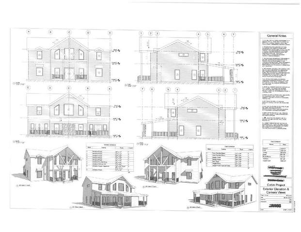 2 Pine Meadow Estates, Broken Bow, OK 74728 (MLS #941500) :: Erhardt Group at Keller Williams Mulinix OKC