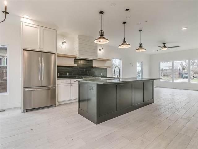 1124 NW 43rd Street, Oklahoma City, OK 73118 (MLS #942602) :: Maven Real Estate