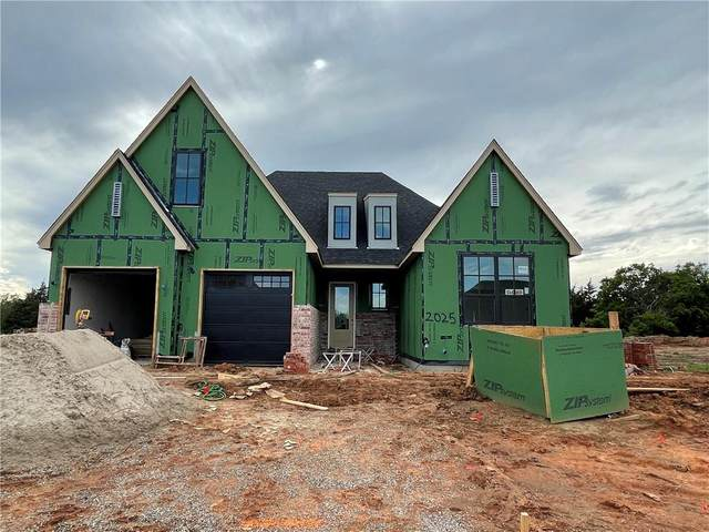 2025 Marsala Drive, Edmond, OK 73034 (MLS #947345) :: Maven Real Estate