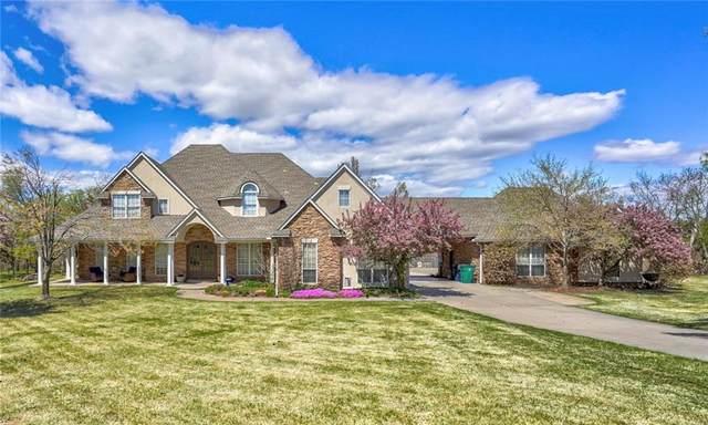 10501 Crystal Creek Drive, Mustang, OK 73064 (MLS #951919) :: Meraki Real Estate