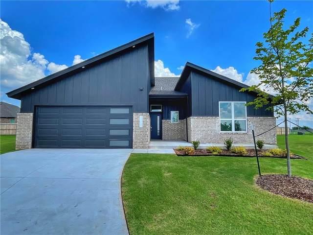5916 NW 159th Circle, Edmond, OK 73013 (MLS #955095) :: Maven Real Estate