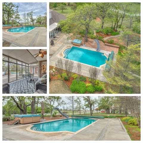 504 N Rockwell Avenue, Blanchard, OK 73010 (MLS #955199) :: Homestead & Co