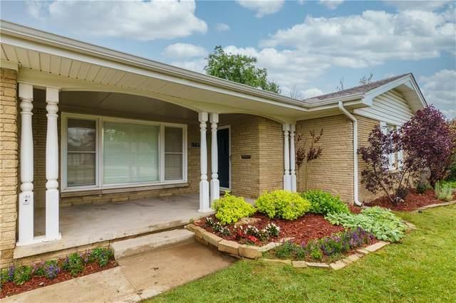 1509 Brighton Avenue, Oklahoma City, OK 73120 (MLS #957354) :: The UB Home Team at Whittington Realty
