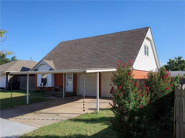 132 SW 13th Street, Moore, OK 73160 (MLS #957905) :: Meraki Real Estate