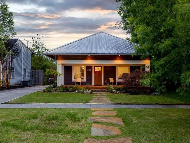 420 W Eufaula Street, Norman, OK 73069 (MLS #958015) :: Maven Real Estate