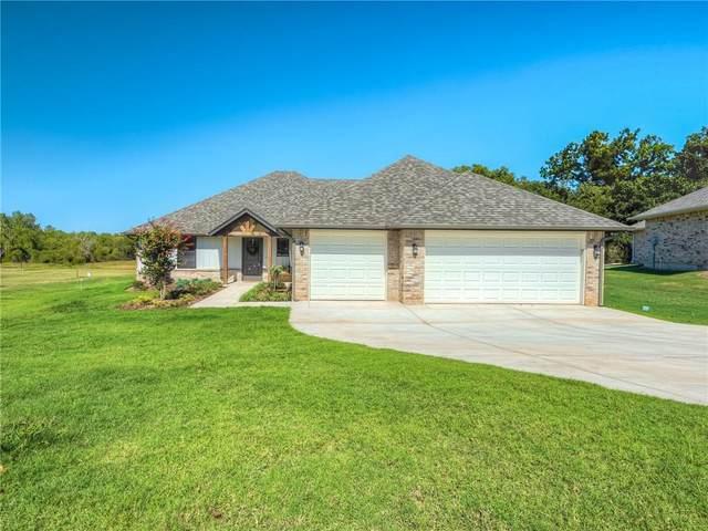 9528 Pastoral Drive, Guthrie, OK 73044 (MLS #970243) :: Meraki Real Estate