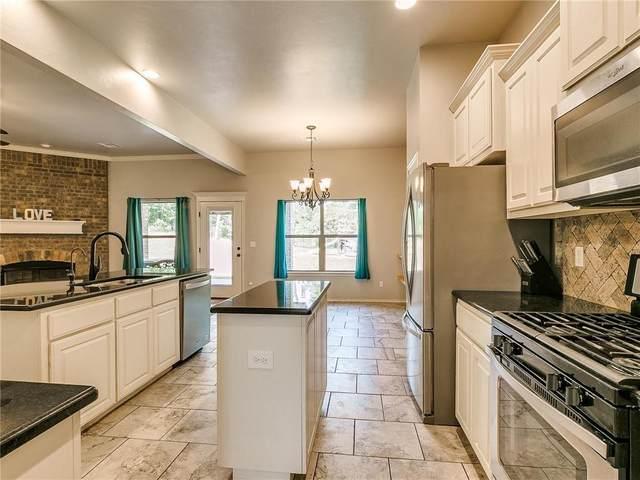 7101 Ridge Manor Lane, Oklahoma City, OK 73150 (MLS #971227) :: KG Realty