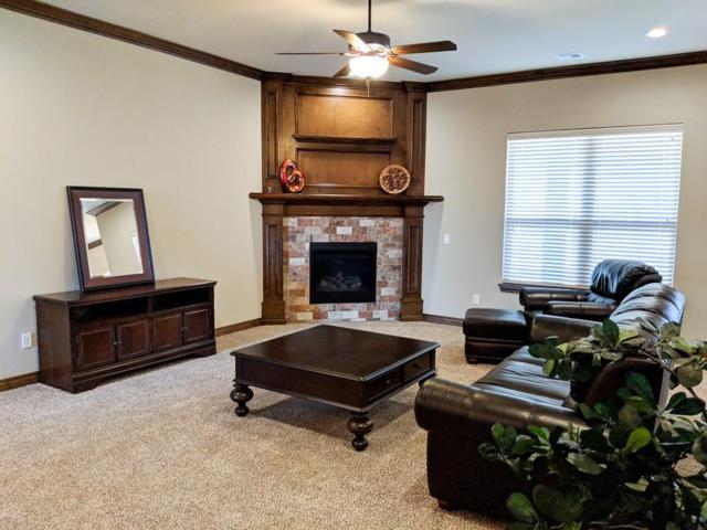 14204 Village Creek Way, Piedmont, OK 73078 (MLS #763640) :: Homestead & Co