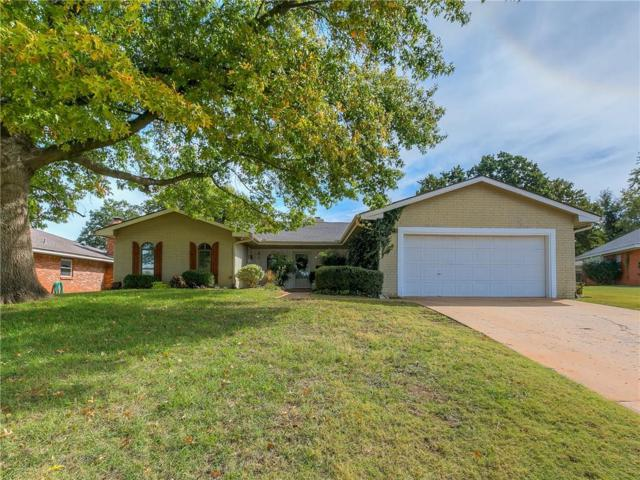 308 Sahoma Terrace, Edmond, OK 73013 (MLS #788157) :: Wyatt Poindexter Group