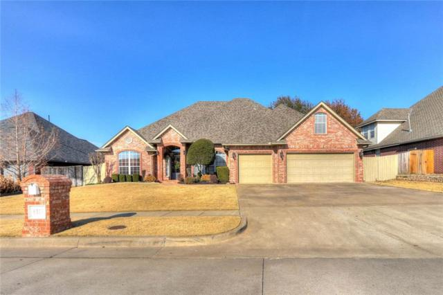 4313 Middlefield Court, Norman, OK 73072 (MLS #801001) :: Wyatt Poindexter Group