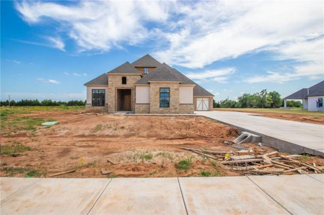 2342 NW 220th Terrace, Edmond, OK 73025 (MLS #808103) :: Wyatt Poindexter Group