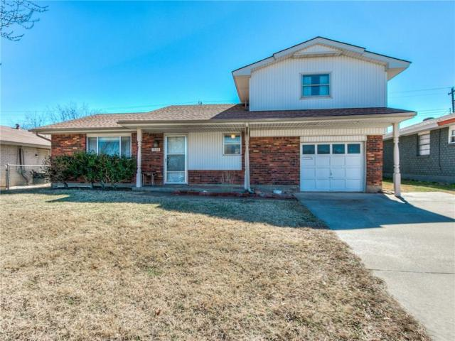 1604 77th, Oklahoma City, OK 73159 (MLS #809184) :: Erhardt Group at Keller Williams Mulinix OKC