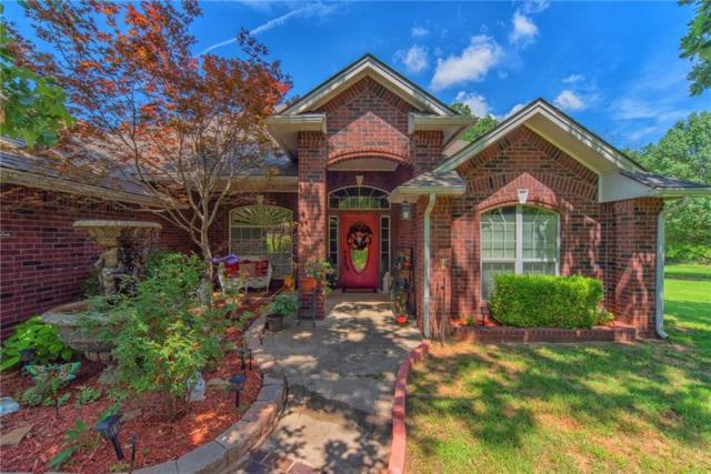 4044 Fawn Meadow Drive, Harrah, OK 73045 (MLS #814494) :: Homestead & Co