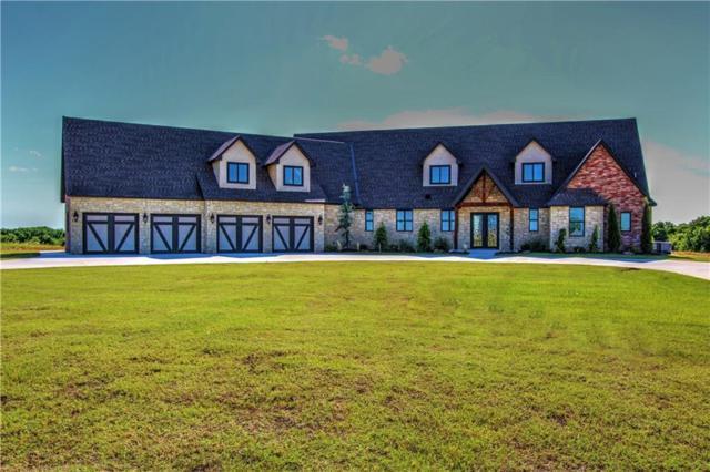 10901 Kase Drive, Oklahoma City, OK 73064 (MLS #817891) :: Homestead & Co