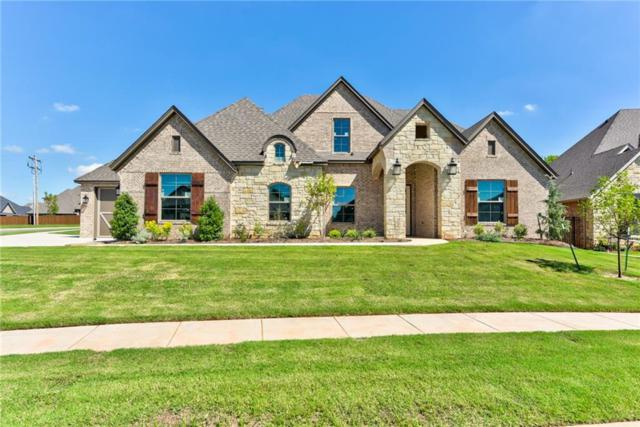821 NW 184th Court, Edmond, OK 73012 (MLS #821075) :: Barry Hurley Real Estate