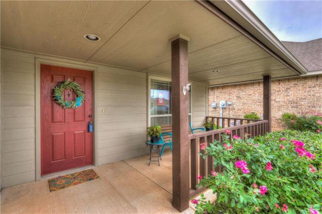 213 Evie Place, Moore, OK 73160 (MLS #821598) :: Wyatt Poindexter Group