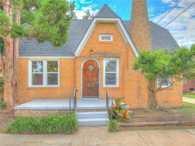 1709 N Billen, Oklahoma City, OK 73107 (MLS #825335) :: Barry Hurley Real Estate
