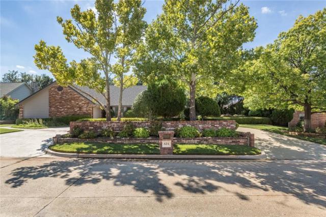 824 Glenridge Drive, Edmond, OK 73013 (MLS #836246) :: Homestead & Co