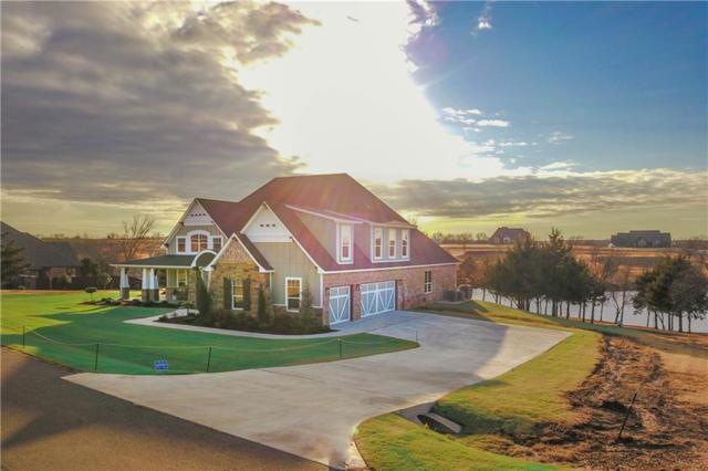 5451 Tina Drive, Norman, OK 73072 (MLS #838367) :: Homestead & Co