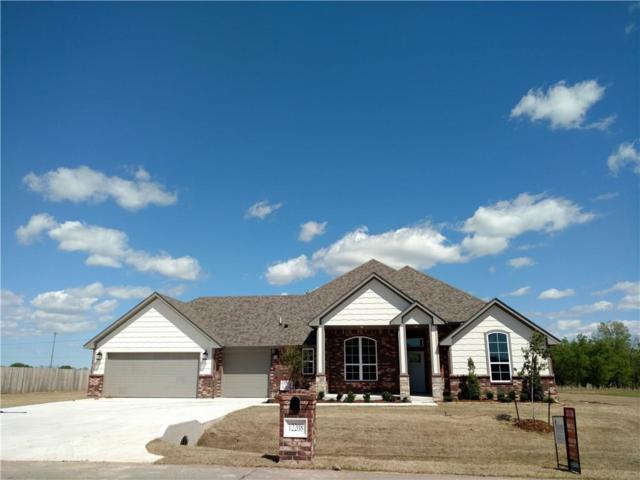 12208 Sequro Lane, Oklahoma City, OK 73173 (MLS #843676) :: Homestead & Co