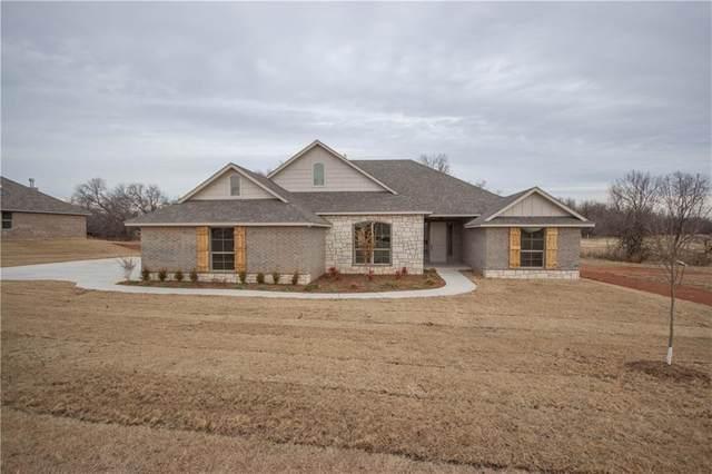 7209 SW 103rd Street, Oklahoma City, OK 73169 (MLS #857665) :: Homestead & Co