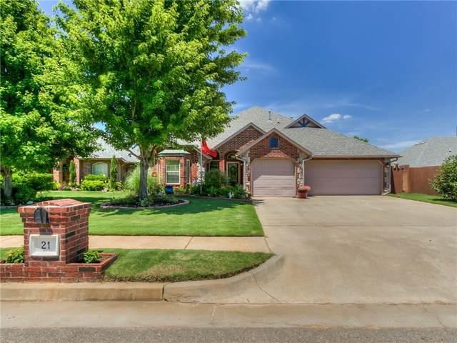 21 SW 169th Street, Oklahoma City, OK 73170 (MLS #875252) :: Homestead & Co