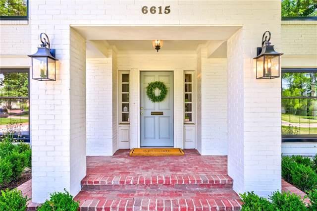 6615 N Hillcrest Avenue, Nichols Hills, OK 73116 (MLS #876958) :: Homestead & Co