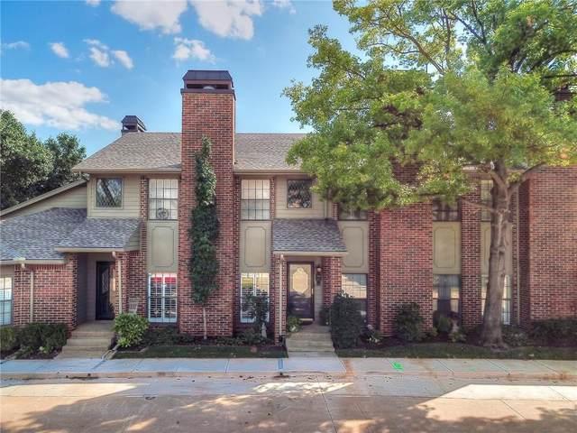 6204 Waterford Boulevard #24, Oklahoma City, OK 73118 (MLS #883215) :: Keri Gray Homes