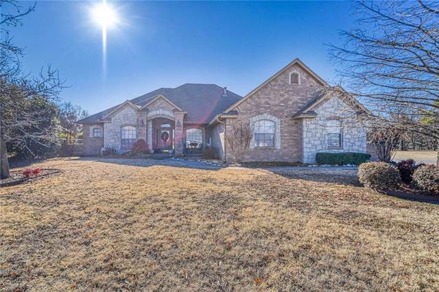 804 SW 85th Street, Oklahoma City, OK 73139 (MLS #893425) :: Homestead & Co