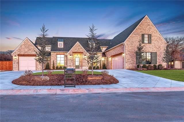 5108 Corner Brook Lane, Edmond, OK 73034 (MLS #894039) :: Homestead & Co