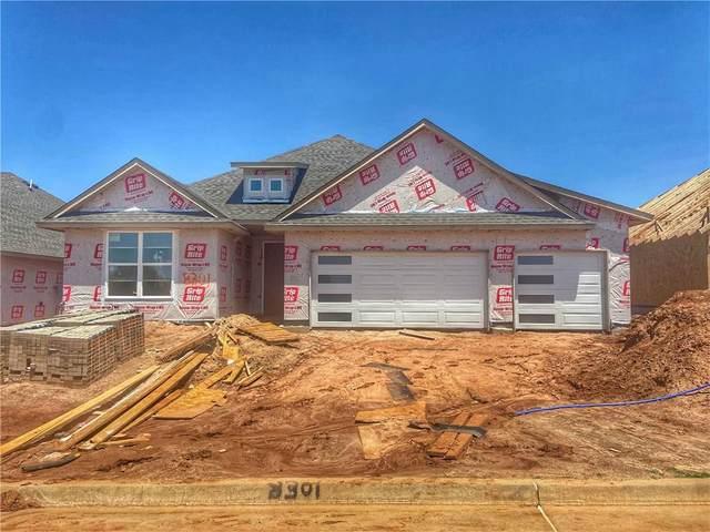 8301 NW 151st Terrace, Edmond, OK 73013 (MLS #902977) :: Homestead & Co