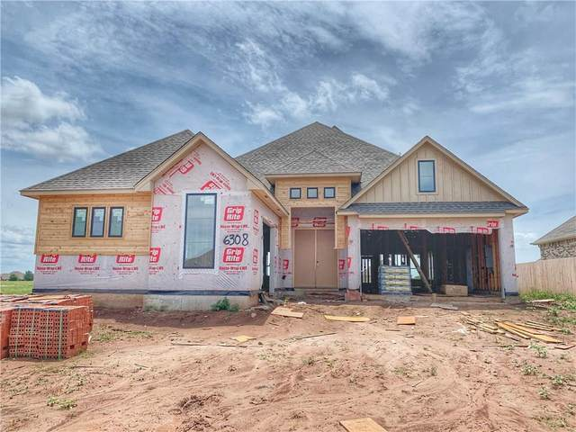 6209 NW 153rd Street, Edmond, OK 73013 (MLS #905032) :: Homestead & Co