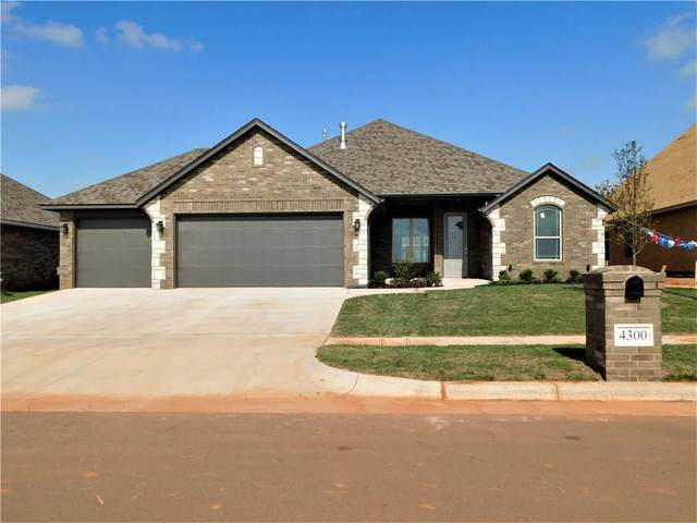 4300 Silver Maple Way, Oklahoma City, OK 73179 (MLS #905948) :: Homestead & Co