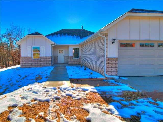 11668 Cedar Street, Guthrie, OK 73044 (MLS #908765) :: ClearPoint Realty