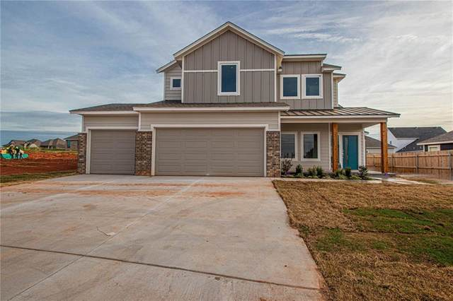 15220 Caspian Lane, Edmond, OK 73013 (MLS #920390) :: ClearPoint Realty