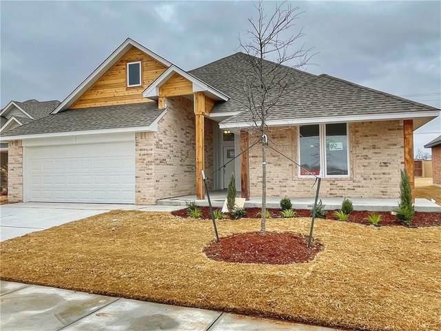 15904 Sarno Lane, Edmond, OK 73013 (MLS #932662) :: ClearPoint Realty