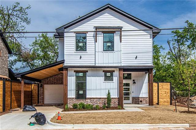 4020 N Military Avenue, Oklahoma City, OK 73118 (MLS #933538) :: Maven Real Estate