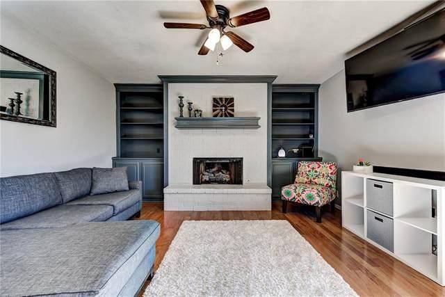8328 NW 109th Street, Oklahoma City, OK 73162 (MLS #935536) :: Homestead & Co