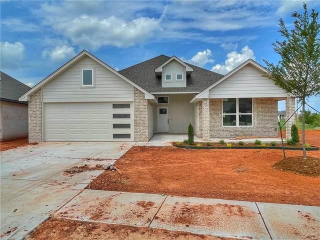 6209 NW 158th Street, Edmond, OK 73013 (MLS #944506) :: The UB Home Team at Whittington Realty