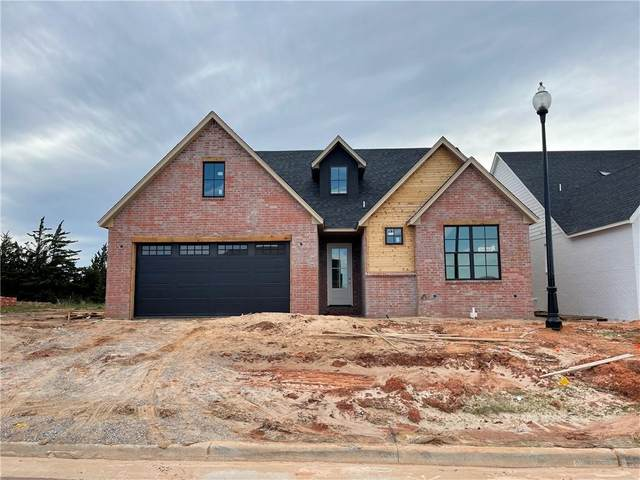 2041 Marsala Drive, Edmond, OK 73034 (MLS #947285) :: Maven Real Estate