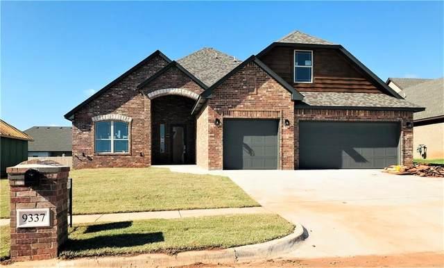 9337 SW 41st Street, Oklahoma City, OK 73179 (MLS #963903) :: Maven Real Estate