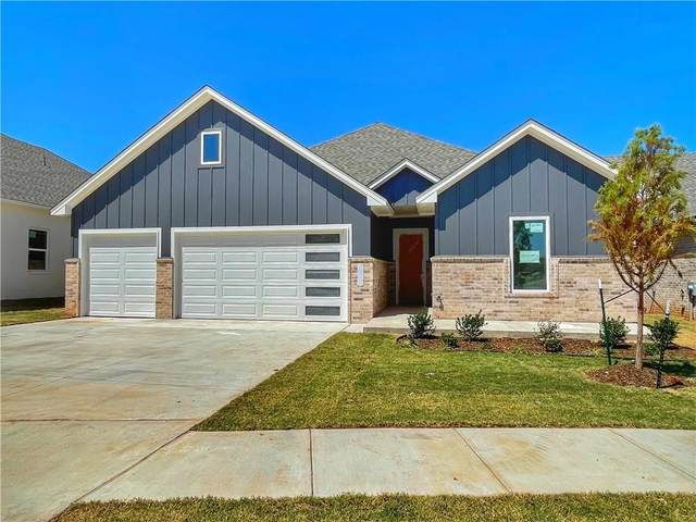 6425 NW 159th Street, Edmond, OK 73013 (MLS #969575) :: Sold by Shanna- 525 Realty Group