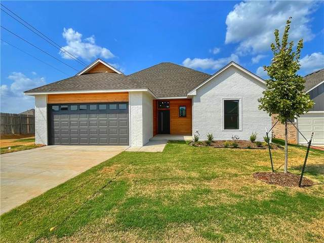 6429 NW 159th Street, Edmond, OK 73013 (MLS #969576) :: Sold by Shanna- 525 Realty Group