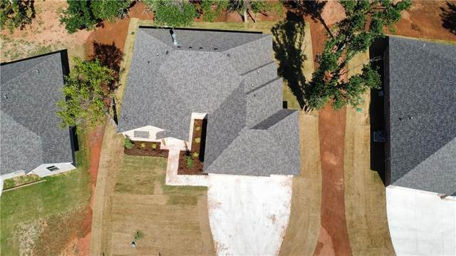 9570 Pastoral Drive, Guthrie, OK 73044 (MLS #971467) :: Meraki Real Estate
