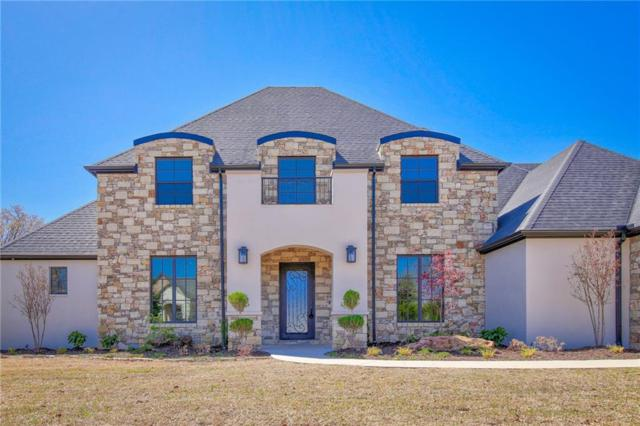 6816 Gentry Circle, Edmond, OK 73034 (MLS #768010) :: Wyatt Poindexter Group