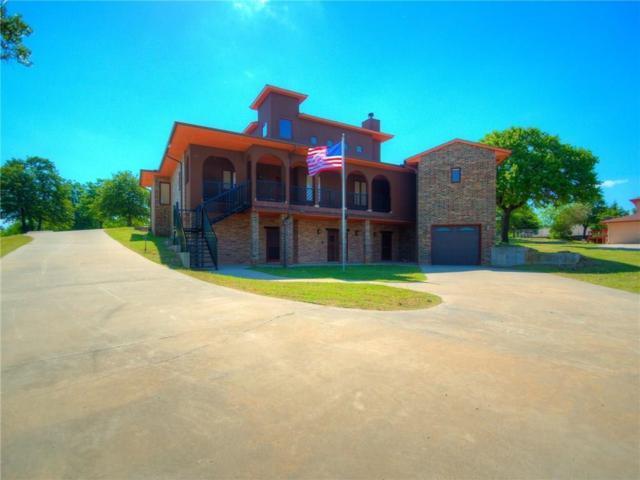 180 N Henney Road, Choctaw, OK 73020 (MLS #786437) :: Wyatt Poindexter Group