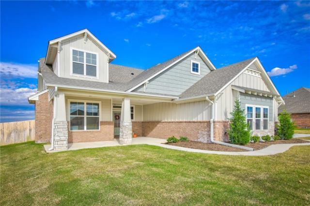 10821 NW 96th Street, Yukon, OK 73099 (MLS #797986) :: Meraki Real Estate