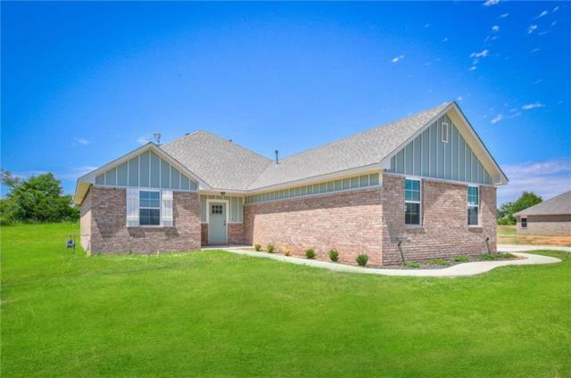 14725 Meadow Ridge Lane, Edmond, OK 73034 (MLS #807914) :: Wyatt Poindexter Group