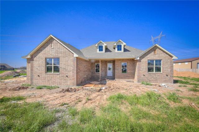 11701 San Sabastian Drive, Oklahoma City, OK 73173 (MLS #826656) :: Wyatt Poindexter Group