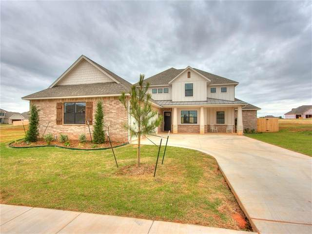 15909 Still Meadows Drive, Edmond, OK 73013 (MLS #870967) :: Homestead & Co